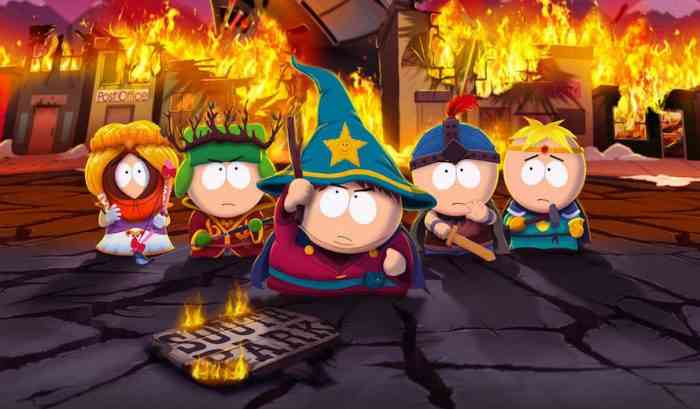 South Park: The Stick of Truth feature