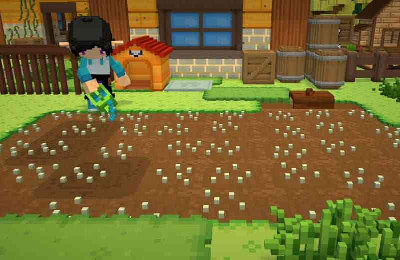 Staxel Hands On Preview Build And Farm To Your Hearts