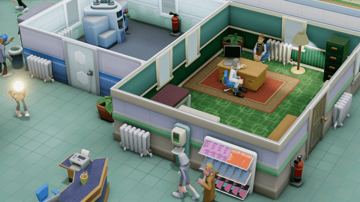 Theme Hospital Spiritual Successor Two Point Hospital Announced for PC by SEGA