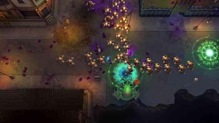Tesla vs Lovecraft 2