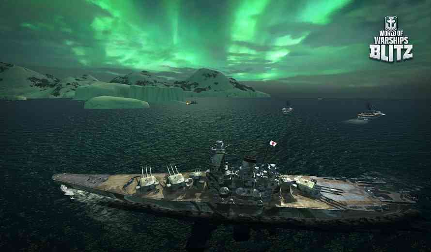 World of Warships Blitz Review - Naval MMO Doesn't Rock the