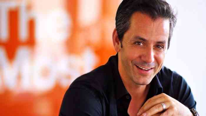 Activision Publishing CEO Eric Hirshberg