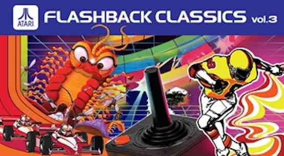 atari flashback classics ps4
