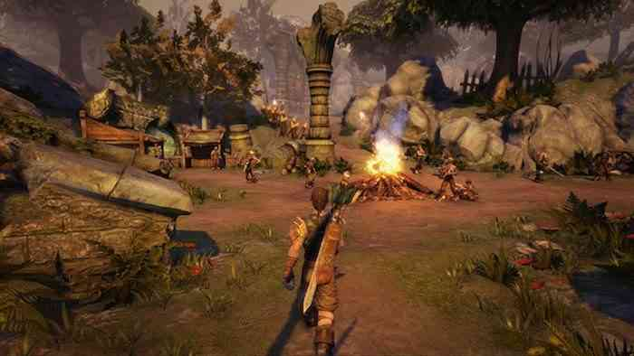 Fable Creator Peter Molyneux Shares His Ideas For Fable 4