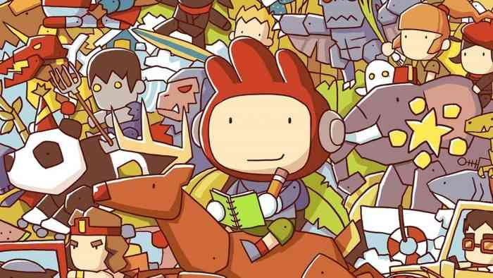 Scribblenauts Showdown announced, will be available in March with multiplayer