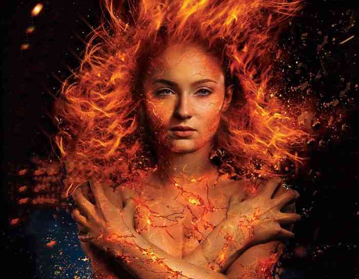 x men dark phoenix top