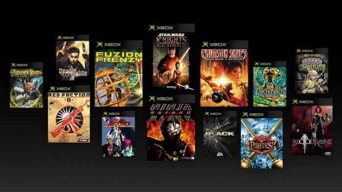 Xbox Backwards Compatible Games