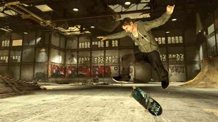 another tony hawk game