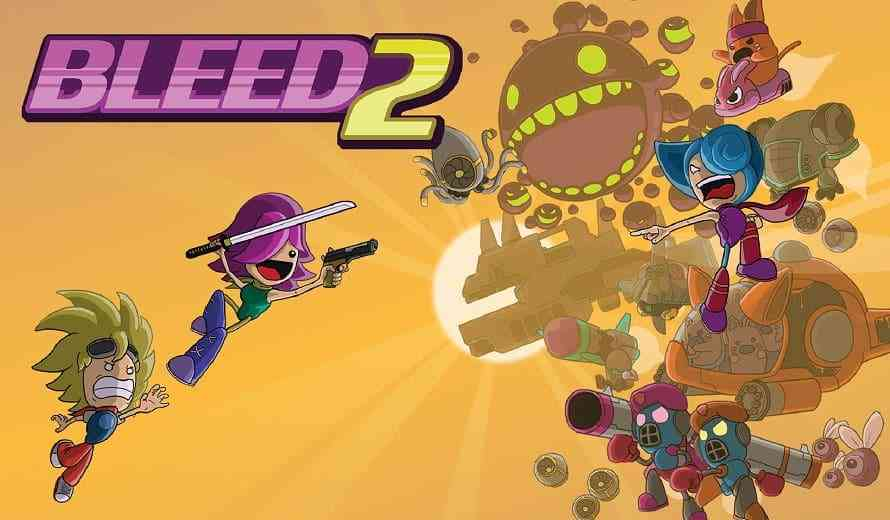 Bleed 2 Coming to the Switch This March