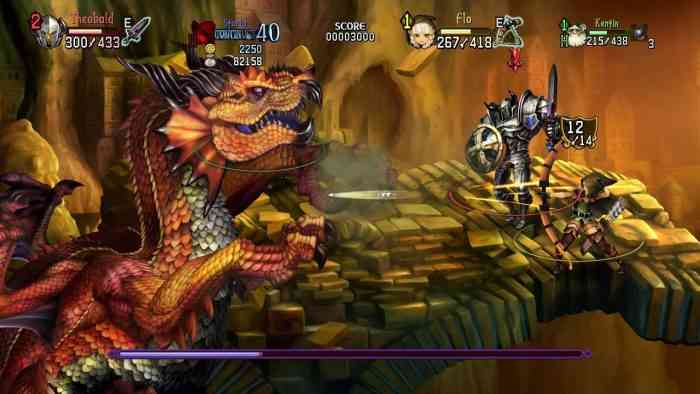 Dragons Crown Pro has a release date for Europe and the US