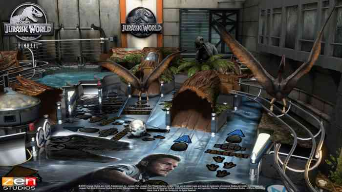 Pinball FX 3 Jurassic World