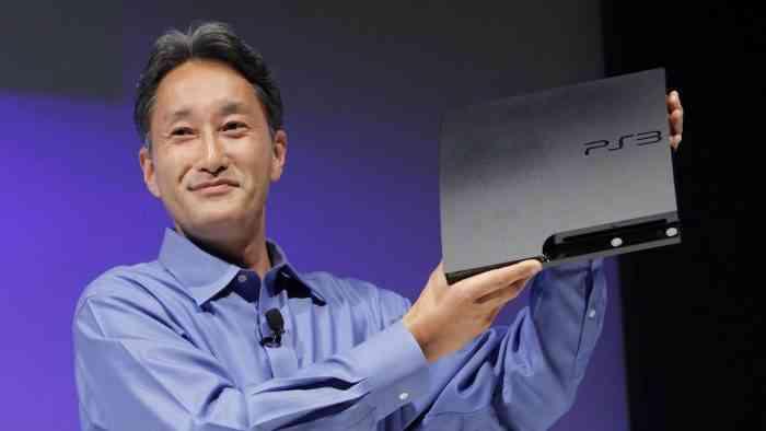 Sony CEO Haz Hirai