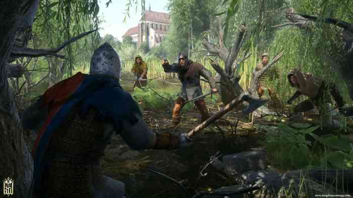Kingdom Come: Deliverance hero