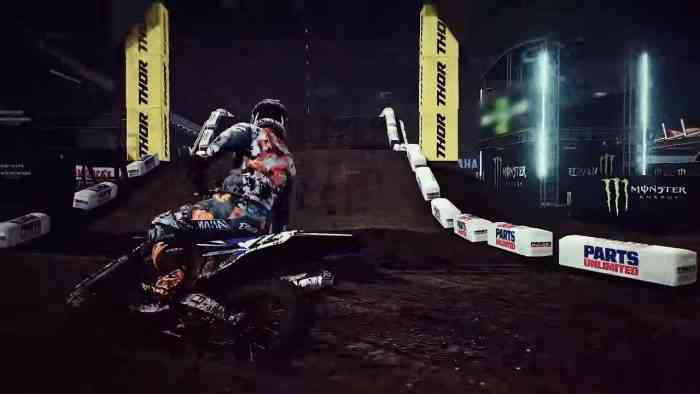 Monster Energy Supercross: The Official Videogame ins1