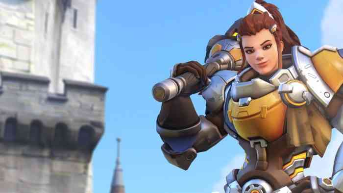 Overwatch Just Got A New Hero And It's Torbjörn's Daughter