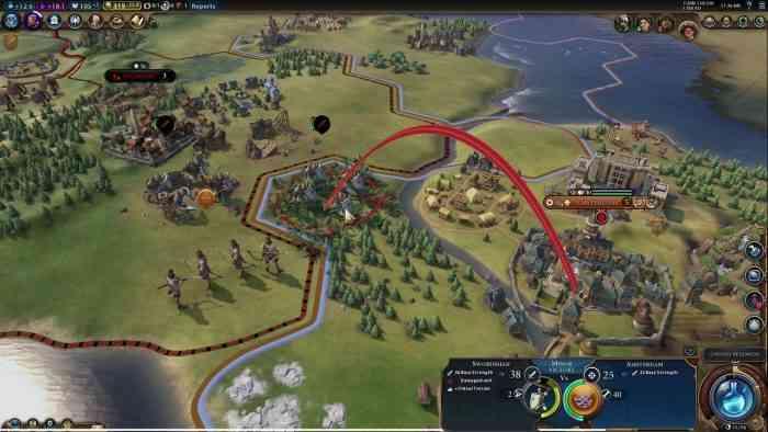 Civilization VI: Rise and Fall ins1