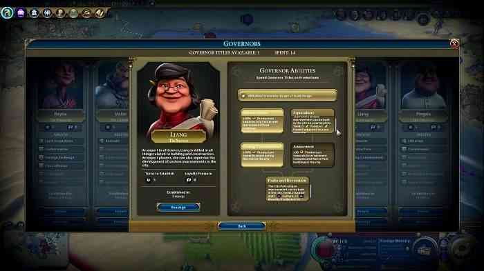 Civilization VI: Rise and Fall ins1