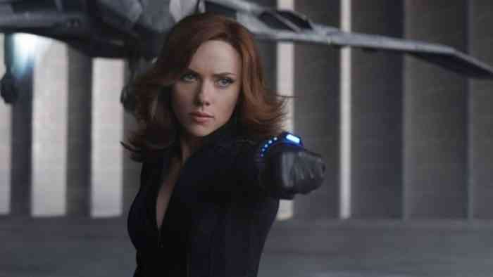 Did Chris Evans just accidentally confirm the 'Black Widow' movie?
