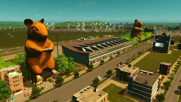 Cities: Skylines Xbox One Edition mods