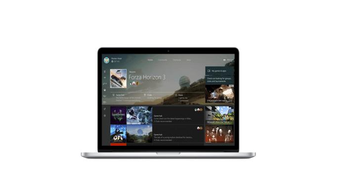OneCast Xbox One app