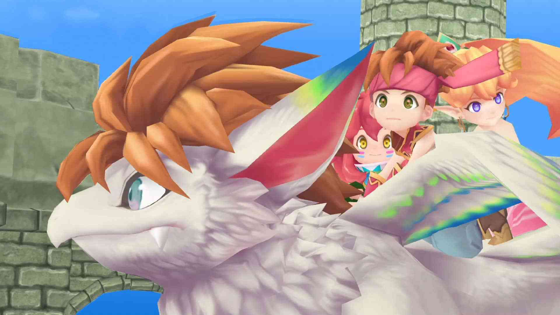 Secret Of Mana Review - For Better or For Worse