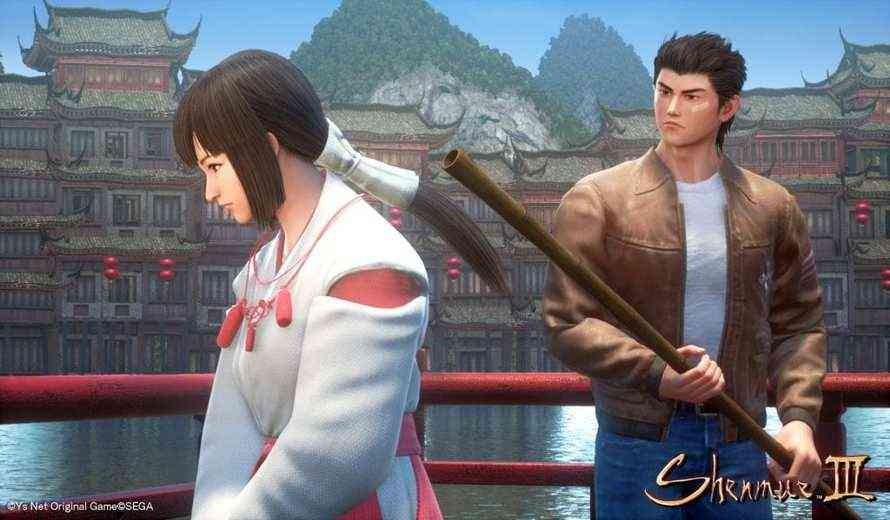 First 'Shenmue 3' Gameplay Screenshot Revealed