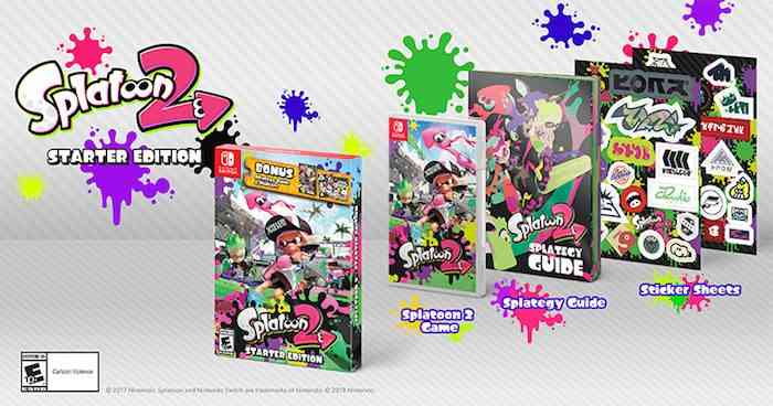 Splatoon 2 Adding New Map, Weapon and Mode