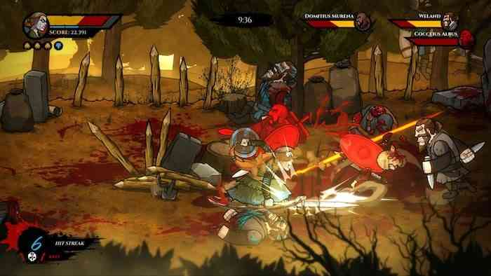 Wulverblade screenshot
