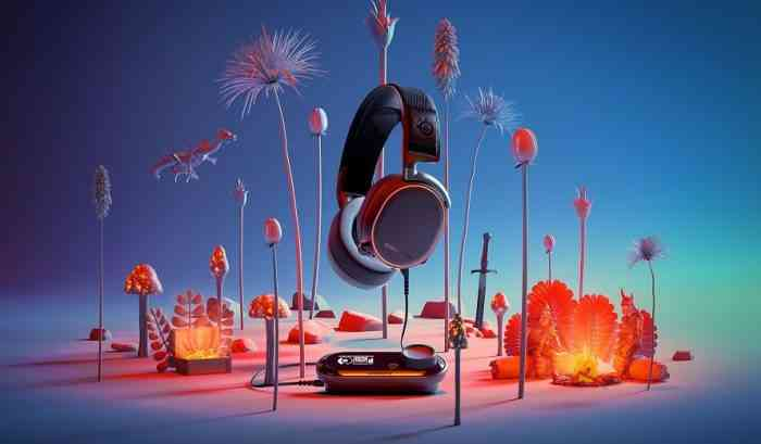 SteelSeries Launch 2 New Headsets; Including Gaming's First Hi-Res Audio System