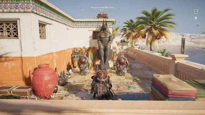 Curse of the Pharaohs 1