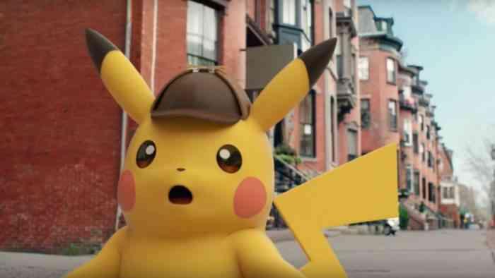 Detective Pikachu hero