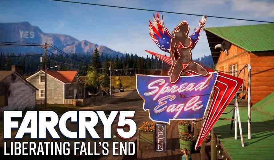 Far Cry 5 is Every Bit as Intense and Disturbing As You Would Expect in New Gameplay Videos