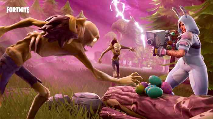 Fortnite Easter update