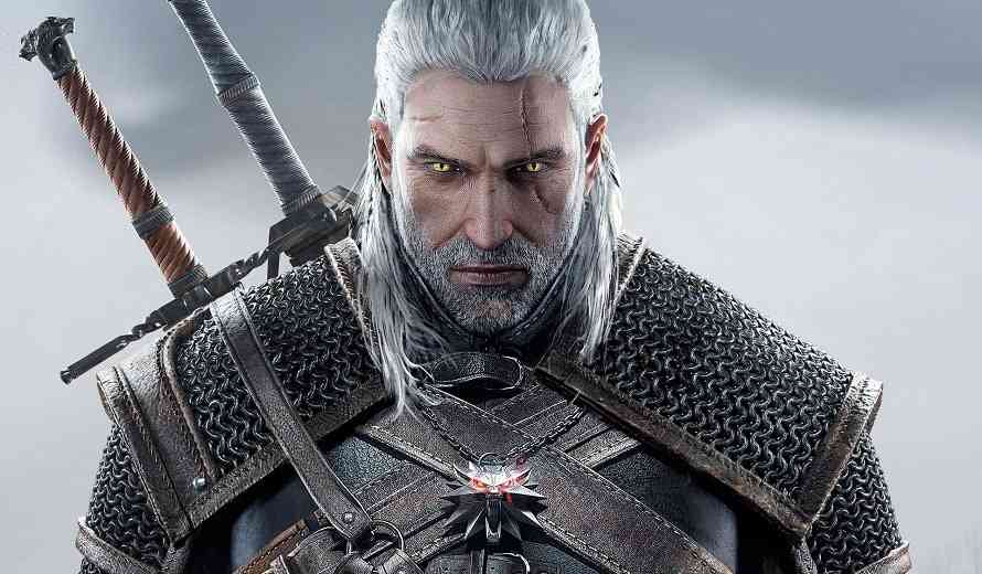 geralt of rivia by - photo #1
