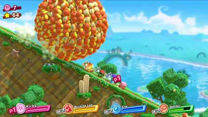 Kirby Star Allies - Nintendo Switch - Article Prime-min
