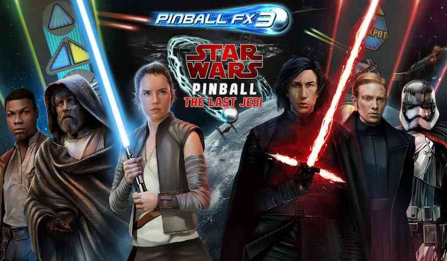 Star Wars Pinball (Switch) Review - No Jedi Mind Tricks Here | COGconnected