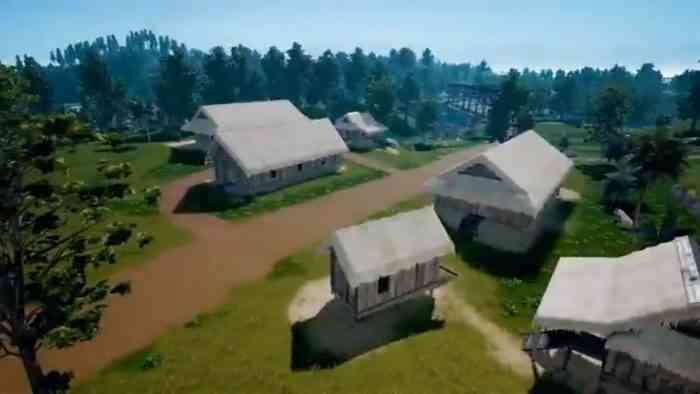 PUBG Offers Up A Quick Glimpse Of Its New Island Map