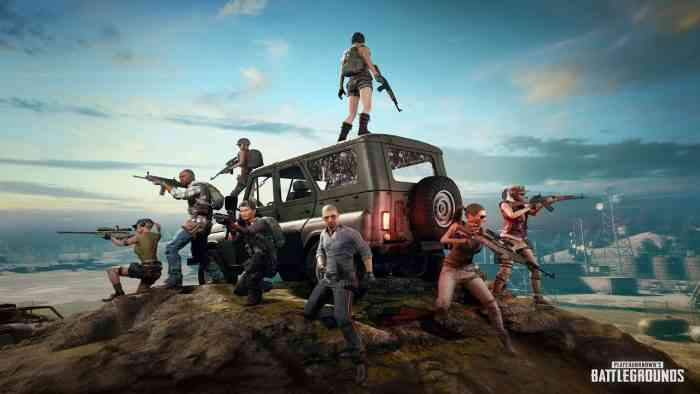 Fortnite Surpasses PlayerUnknown's Battlegrounds In Monthly Revenue For First Time Ever