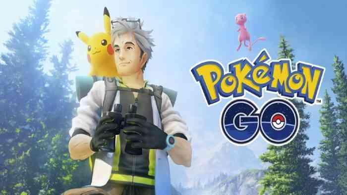 Pokemon Go Mew