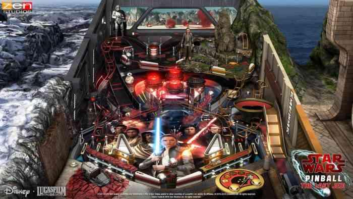 Pinball FX3 Star Wars: The Last Jedi