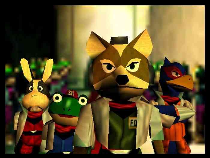 Star Fox 64 - Article-min