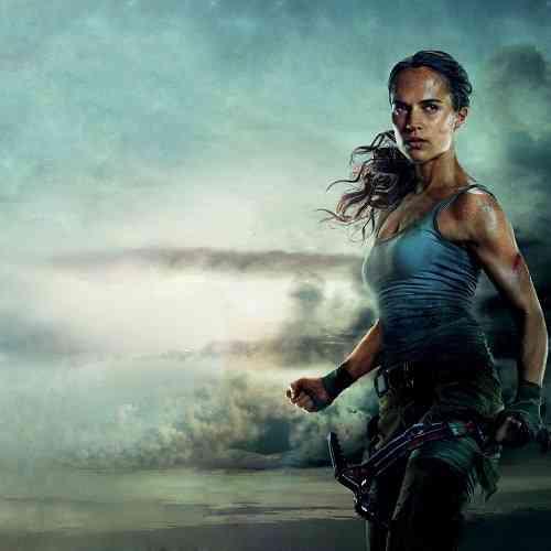 New Tomb Raider Wallpaper: All Hail The New Lara Croft