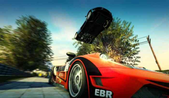 Burnout Paradise Remastered feature