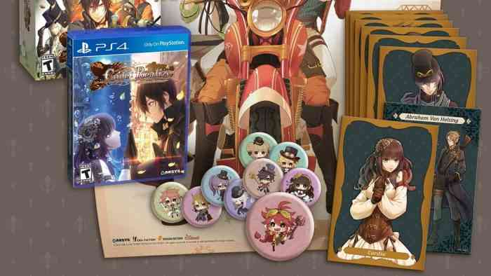 Code: Realize Limited Editions