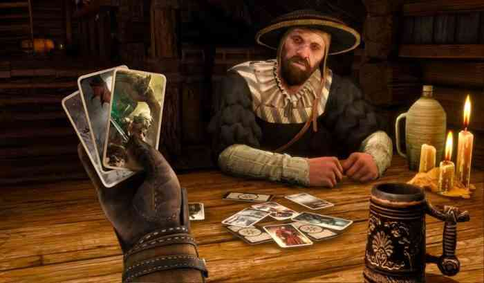 The Witcher's GWENT is Releasing on iOS in October