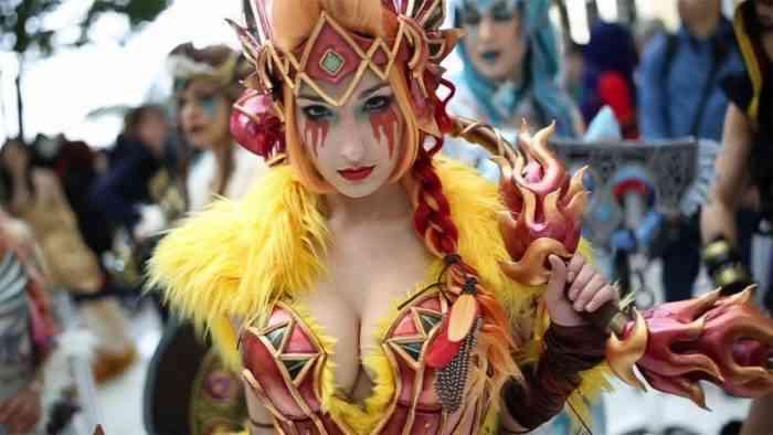 Katsucon cosplay