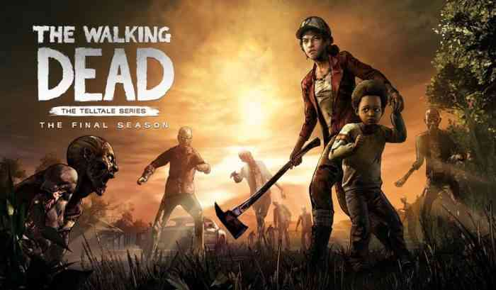 Telltale's The Walking Dead Definitive Series is Live