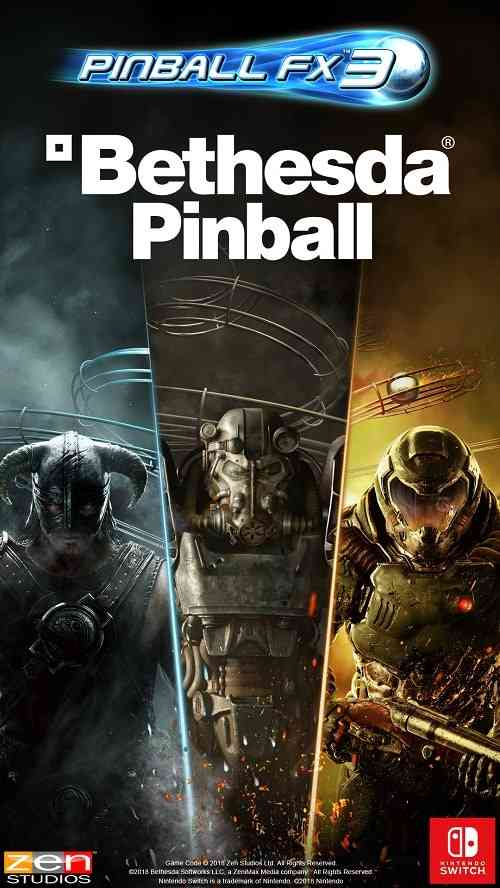 Pinball FX3: Bethesda Pinball Review – The Best Way to