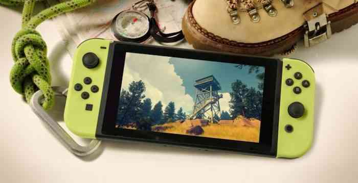 Firewatch Nintendo Switch
