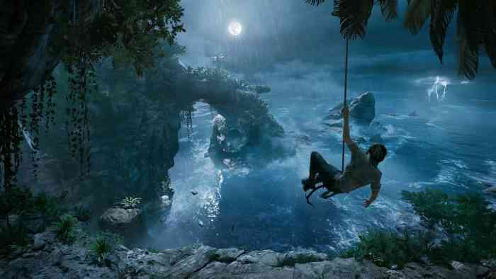 Shadow of the Tomb Raider Top